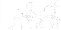 Bonne Greater Europe Map 2019