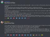 The Skylar Debate