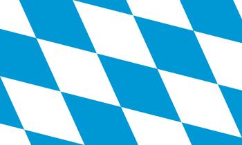 Bavaria's flag