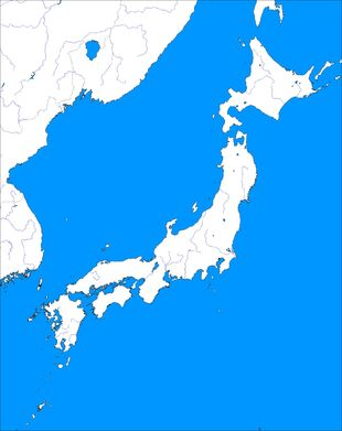 Alister Seleznev's Japan Map