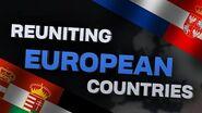 Reuniting European Countries