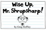 Espabile, Mr. Shropsharp! 1
