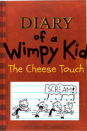 Diary of a Wimpy Kid: The Cheese Touch