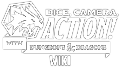 Dice, Camera, Action Wiki
