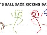 Ball Sack Kicking Day