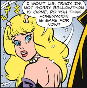 Mysta is worried about Honeymoon