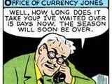 Currency Jones