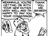 Mr. Bribery