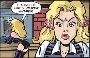 Mysta gives Bonnie grief