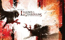 The Art of Legends of the Guardians: The Owls of Ga'Hoole