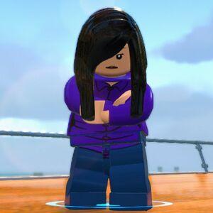Die Unglaublichen Violett Helen