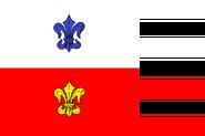 Banner Herzogtum Scharfenburg