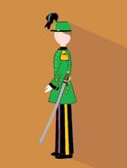 Oberleutnant Gardepioniere
