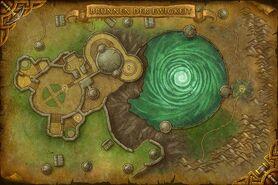 Brunnen der Ewigkeit Karte