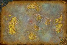Azeroth Karte BfA