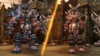 Mag'har orc Heritage Armor