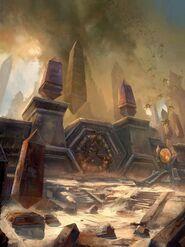 Krieg der Sandstürme