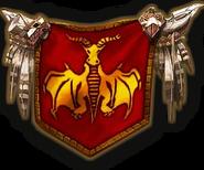 Wappen des Hauses Drachenjäger