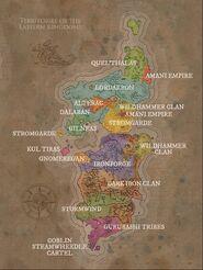 Östliche Königreiche