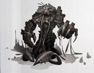 Konzept Mutierte Kreatur 02