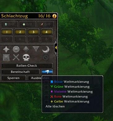 Guide: Raidinterface und RP
