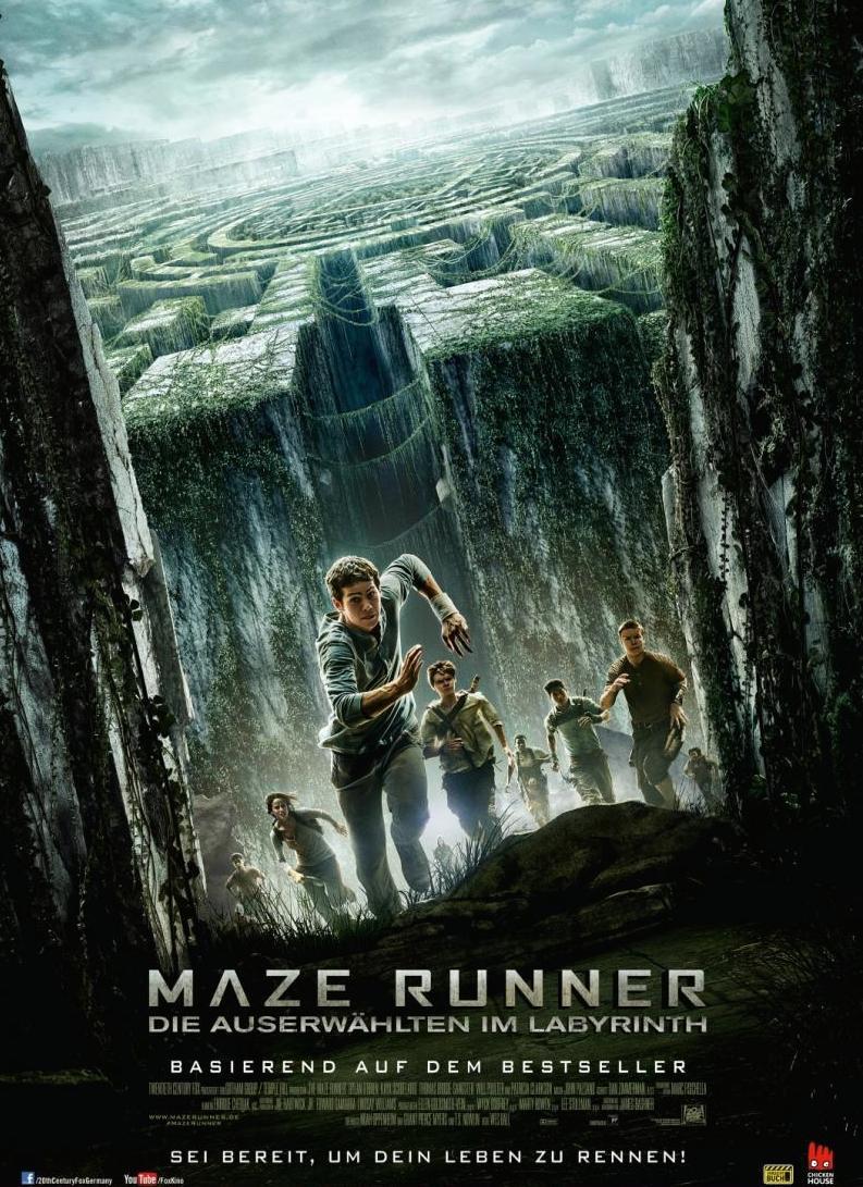 Maze Runner – Die Auserwählten im Labyrinth   Maze Runner Wiki ...