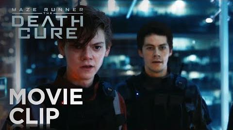 "Maze Runner The Death Cure ""Any Ideas"" Clip 20th Century FOX"