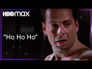 Die Hard - John McClane Sends a Message To The Christmas Party - HBO Max-2