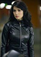 Irina Leather Suit