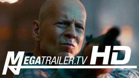 A Good Day to Die Hard - OFFICAL TRAILER HD (2012) (DIE HARD SEQUEL)
