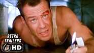 All DIE HARD Franchise Trailers (1988 - 2013)