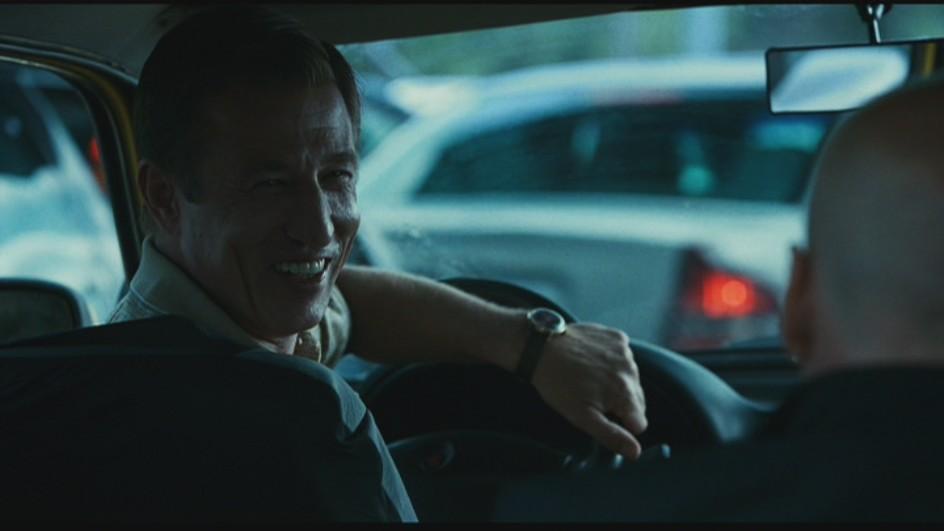Russian Cab Driver