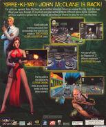 DH Trilogy 2 Viva Las Vegas backcover of game
