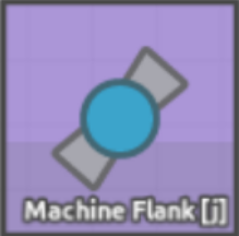 Machine Flank