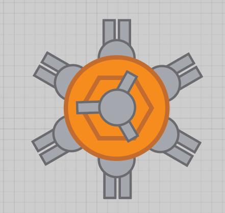 Elite Hexagon