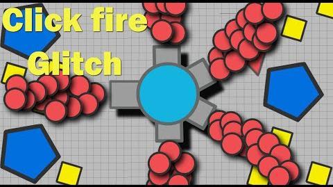 Click fire glitch