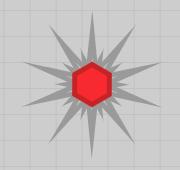 Red Crystal Shard