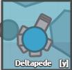 Deltapede