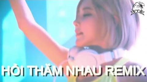 Hỏi Thăm Nhau Remix 2017 Lê Bảo Bình - DJ Đức Thiện ft