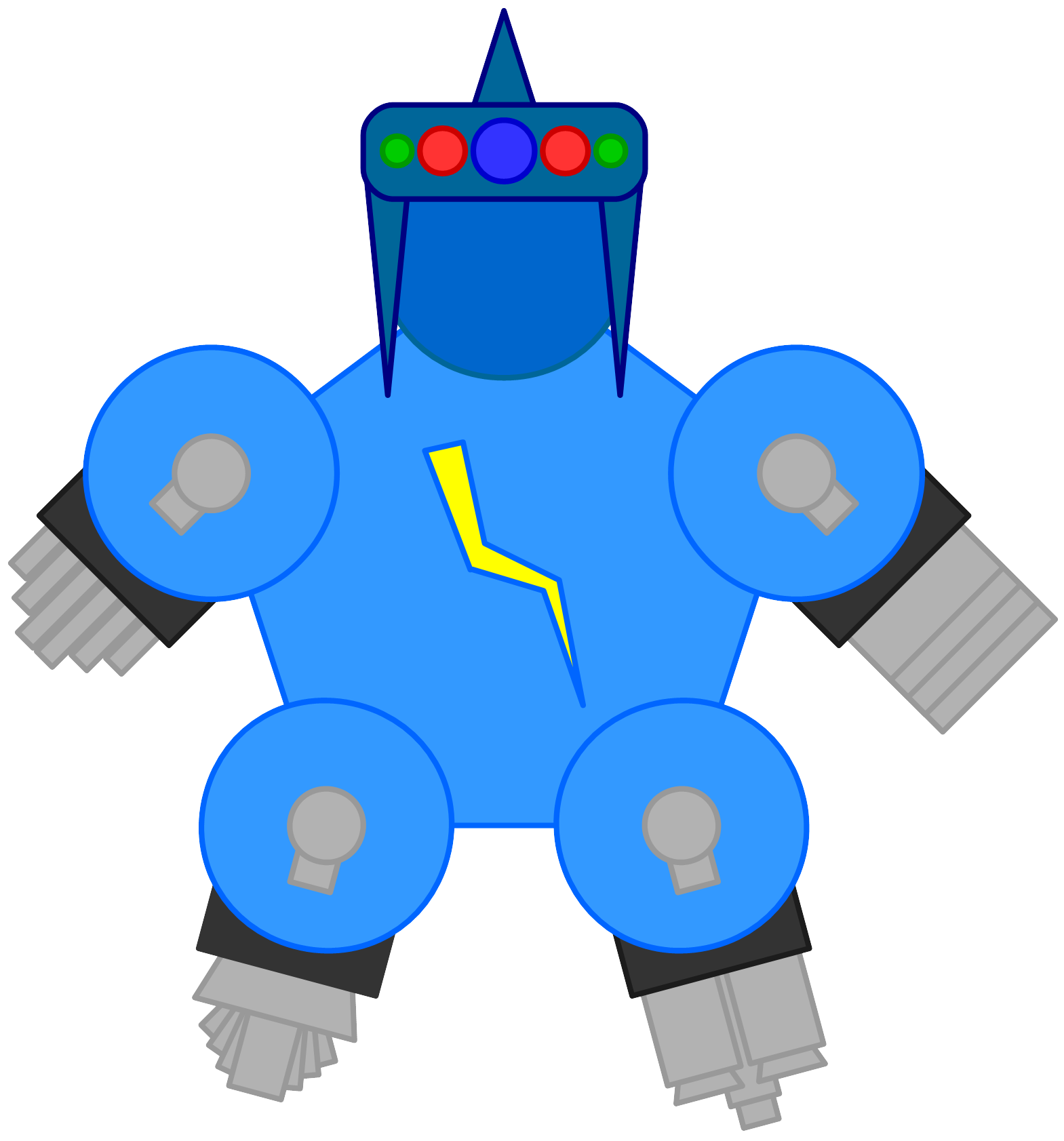 Bulletron