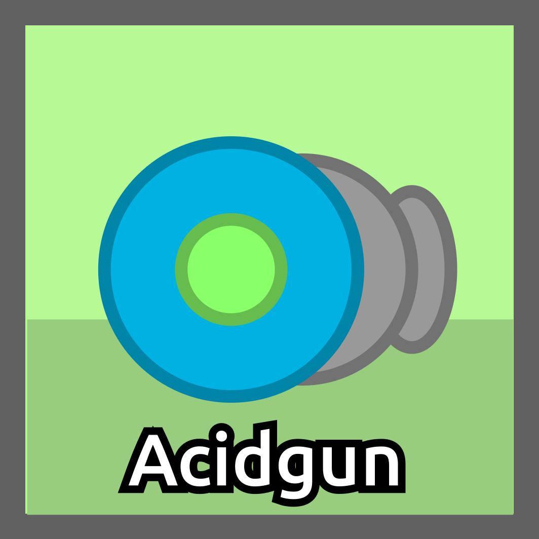 Acidgun