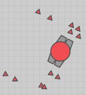 Battleship drones