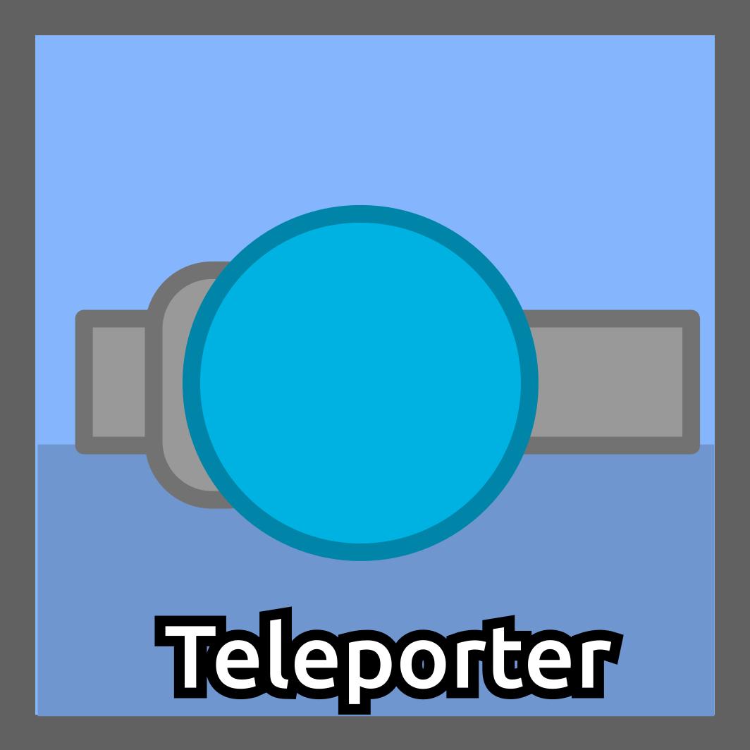 Teleporter (GellyPop)