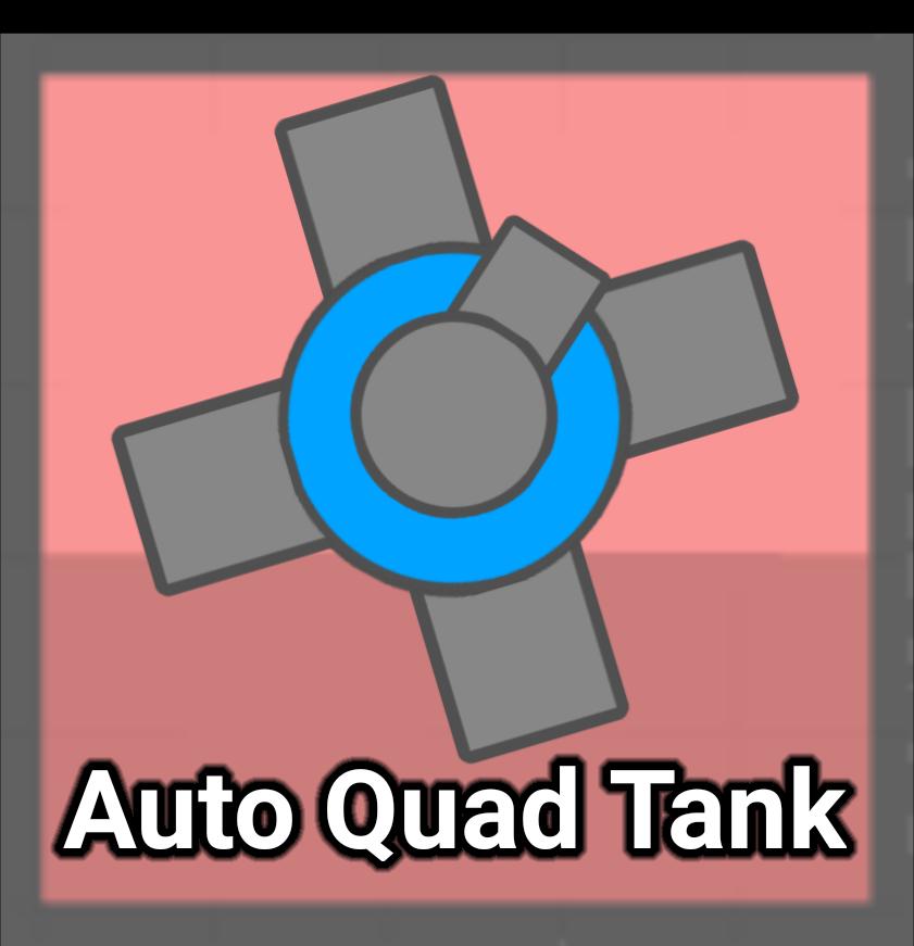 Auto Quad Tank