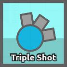 Triple shot