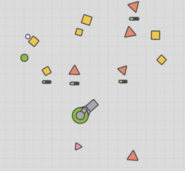 Auto-Assassin with Polygons