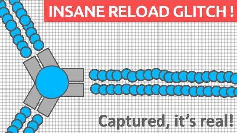 Reload glitch gameplay