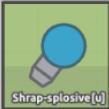 Shrap-splosive
