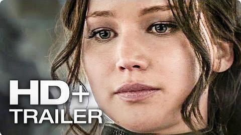 DIE TRIBUTE VON PANEM 3 Mockingjay Trailer 2 Deutsch German HD