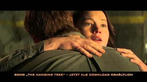 "DIE TRIBUTE VON PANEM - MOCKINGJAY TEIL 1 Spot ""HANGING TREE"" Ab 20"